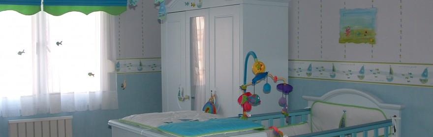 Einrichtungen für's Babyzimmer