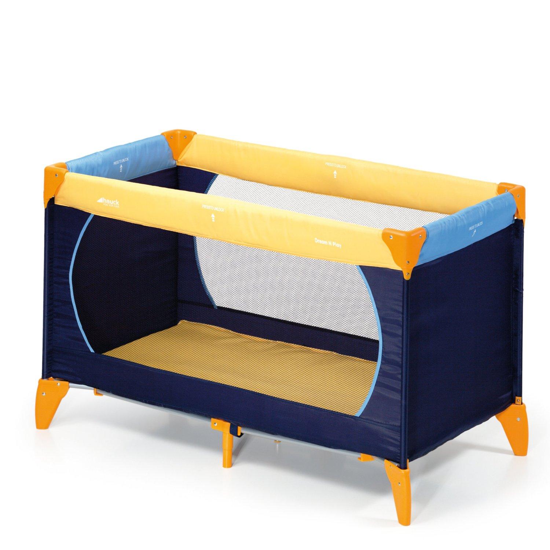 hauck reisebett dream n play 60 x 120 cm f r 34 94 eur babyzimmer einrichtung. Black Bedroom Furniture Sets. Home Design Ideas
